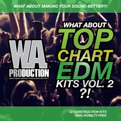 What About: Top Chart EDM Kits Vol 2